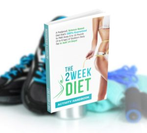 the 2 week diet book
